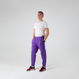 Intro pants purple