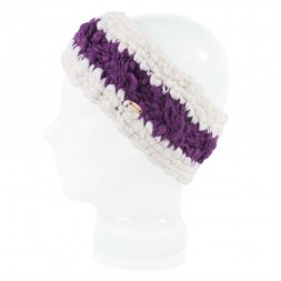 Spacecraft Ella Stripe Headband White 15/16