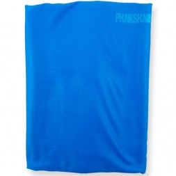Phunkshun Kids DLT Neck Tube Solid Blue 14/15