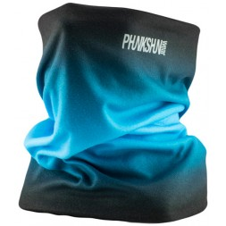 Phunkshun Fleece Tube Fade Black/Blue 15/16