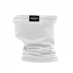 Horsefeathers Neck Warmer White 18/19