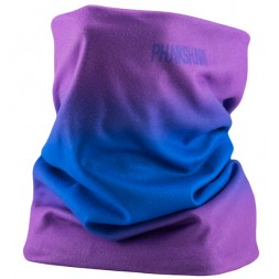 Phunkshun Fleece Tube Fade Purple/Blue15/16