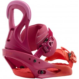 Burton Stiletto Lily Orange 18/19