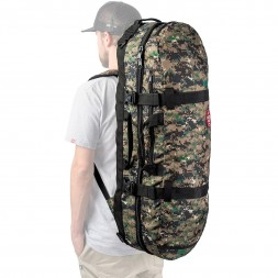 Чехол для скейта Skate Bag Tour Camo Pixel