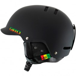Giro Surface-S 14/15, matte black rasta