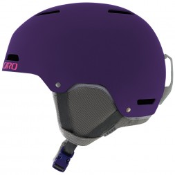 Giro Ledge Matte Purple 17/18