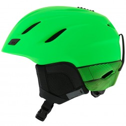 Giro Nine Matte Bright Green 17/18