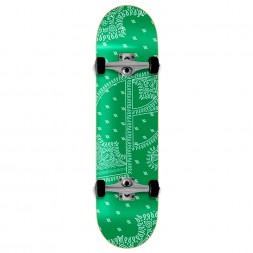 Footwork Mid Bandana Green 7.31 x 28.7