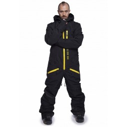 Cool Zone Mens Kite Suit 16/17, черный