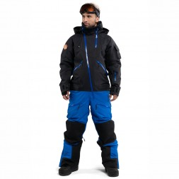 Cool Zone Mens Kite 18/19, черный/синий