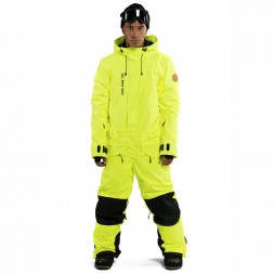 Cool Zone Mens Snowman 18/19, салатовый