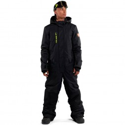 Cool Zone Mens Snowman 18/19, черный