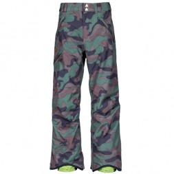 INI Chino Tech Regular Pant 15/16, camo