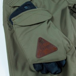 INI Trooper Regular Pant 15/16, khaki