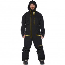 Cool Zone Mens Snowmobile 17/18, черный