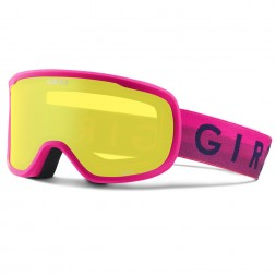 Giro Moxie Bright Pink Horizon Amber Pink/Yellow 17/18