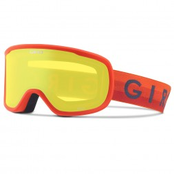 Giro Roam Vermillion Horizon Grey Cobalt/Yellow 17/18