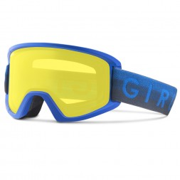 Giro Semi Blue Horizon Grey Comalt/Yellow 17/18
