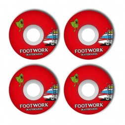 Footwork Skatebusters 52 mm 98A