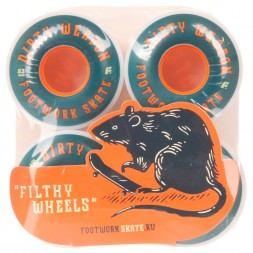Footwork Dirty 53 mm 85A