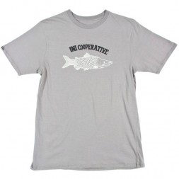INI Salmon Tee s15, grey