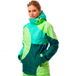 Eleven Lola Jacket Green/Blue/Pistache