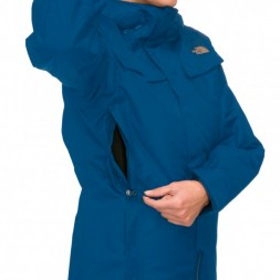 North Face Degadon wms Jacket 13/14, estate blue