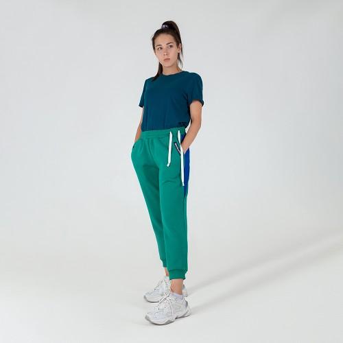 Брюки спортивные Intro ws pants  green