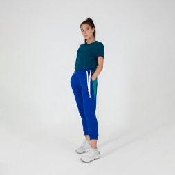 Intro ws pants dark blue