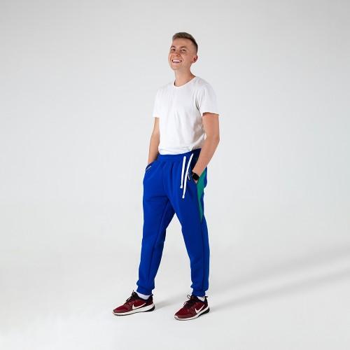 Брюки спортивные Intro pants dark blue