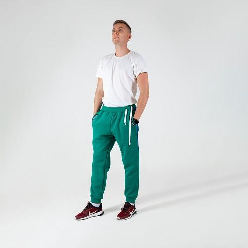 Брюки спортивные Intro pants green