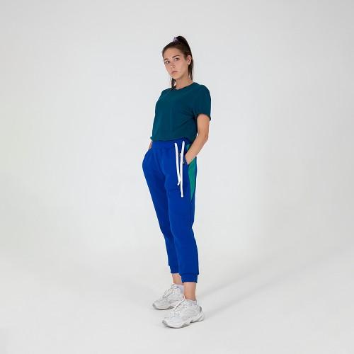 Брюки спортивные Intro ws pants dark blue