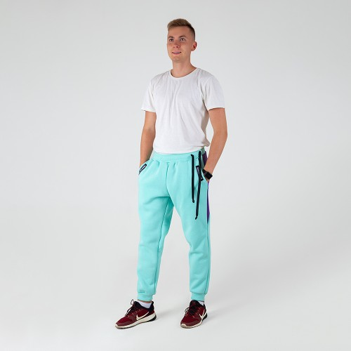 Брюки спортивные Intro pants mint