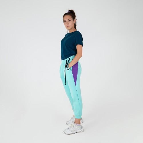 Брюки спортивные Intro ws pants mint