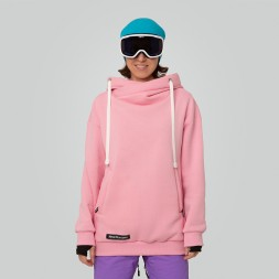 Standart womens Hoodie Pink