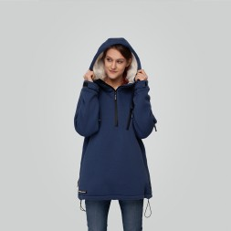 9DRGNS Oversize ws Sherpa Navy