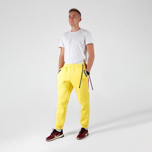 Брюки спортивные Intro pants yellow