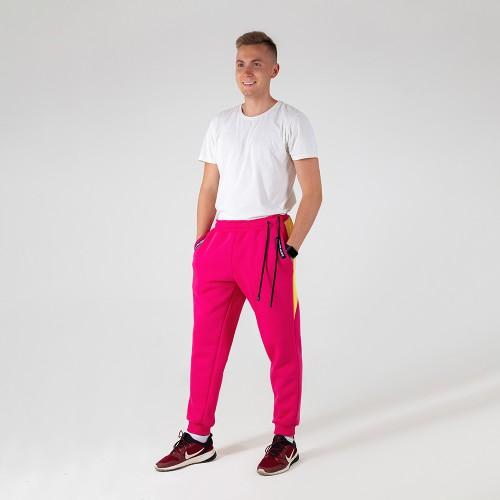 Брюки спортивные Intro pants pink
