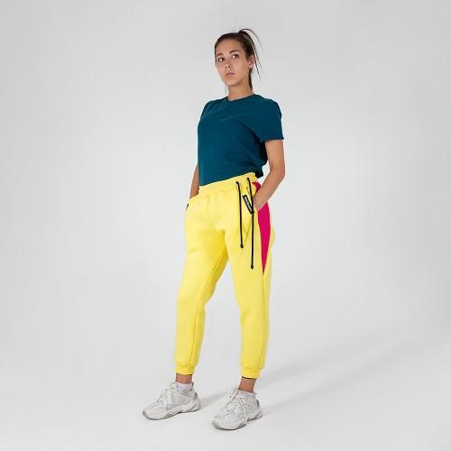 Брюки спортивные Intro ws pants yellow