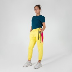 Intro ws pants yellow