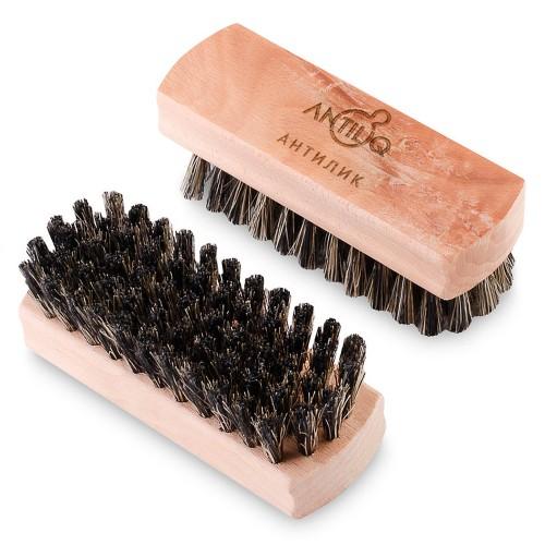 Щетка для чистки обуви и одежды Antiliq Brush