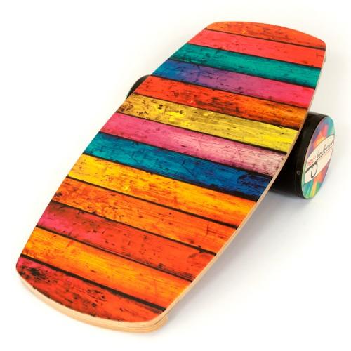 Балансборд Pro Balance Color Woods