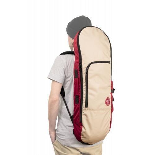 Чехол для скейтборда Skate Bag Trip Cherry/Beige