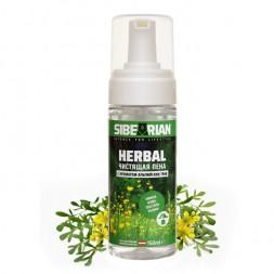 Чистящая пена Sibearian Herbal 150 ml