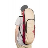 Сумка для скейтборда Skate Bag Trip Cherry/Beige