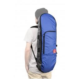 Сумка для скейтборда Skate Bag Trip Grey/Sky Blue