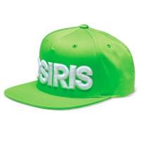 Osiris Snapback Hat NYC Green