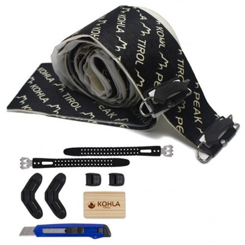Камус для сплитбордов Kohla Splitboard Skins Multifit 70/30 Mix 168 cm