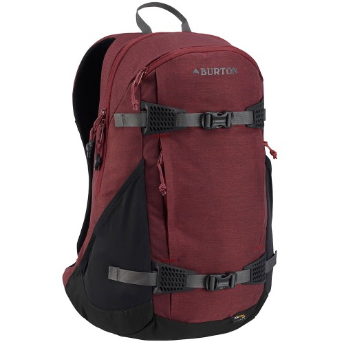 Рюкзак для сноуборда Burton Day Hiker 25L Fired Brick Heather 17/18