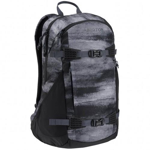 Рюкзак для сноуборда женский Burton Womens Day Hiker 25L True Black Sedona Print 17/18